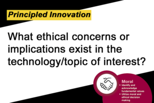 What ethical concerns or implications exist in the technology or topic of interest?