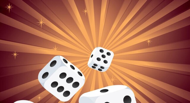 flying dice