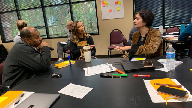 Staff Catalysts discuss Principled Innovation