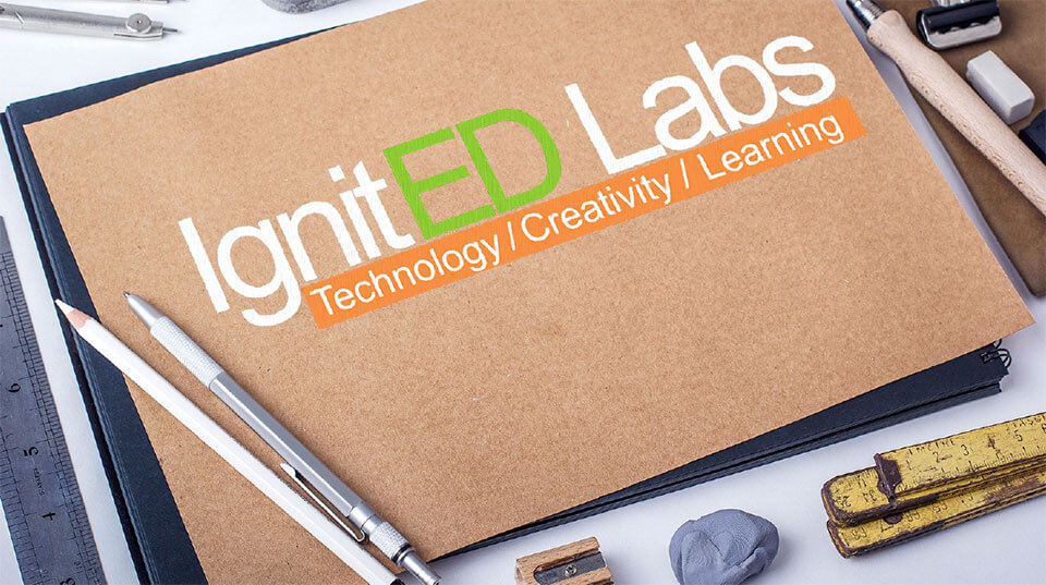 IgnitED Lab proposal cover