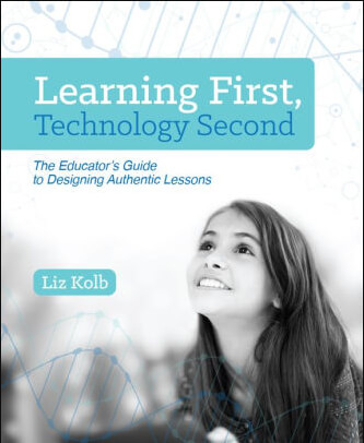 The cover of the book Learning First, Technology Second