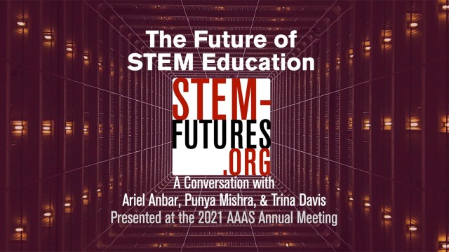 The future substance of STEM education